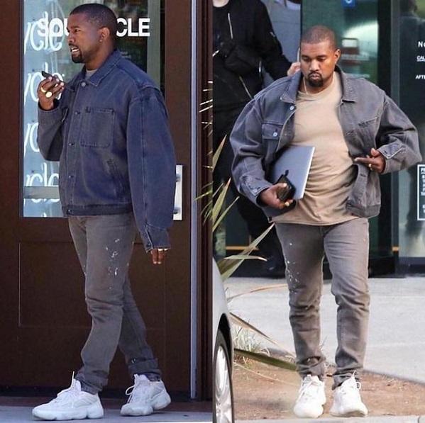 Adidas Shoes Kanye Wore
