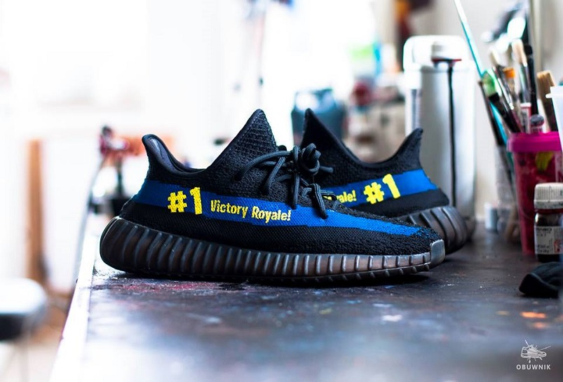 Best Fake Victory Royale Yeezys Boost